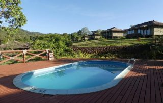 Karatu Simba Lodge Swimming Pool