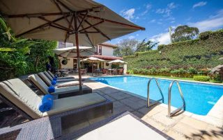 Swimming Pool Outdoor deck