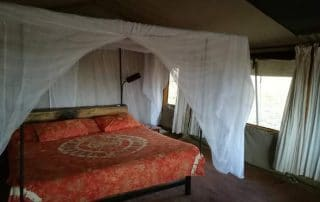 Guest Tent Double Room