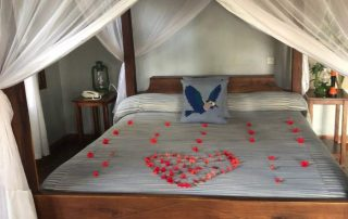 Tloma Mountain Lodge Bedroom