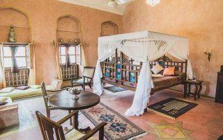 Zanzibar Coffee House Room Amenities